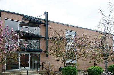 Denver Condo/Townhouse Active: 1032 Clarkson Street #203