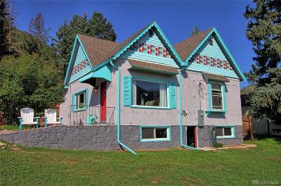 Green Mountain Falls Single Family Home Active: 6960 Howard Street