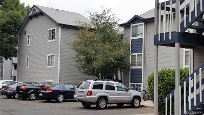 Fort Collins Condo/Townhouse Under Contract: 720 City Park Avenue #D430