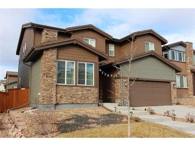 Parker Single Family Home Active: 10950 Touchstone Loop