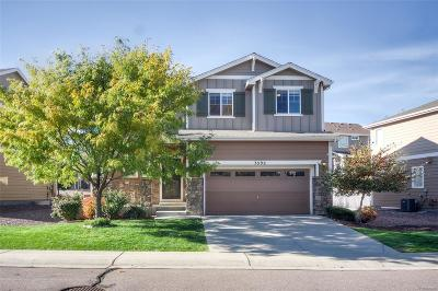 Thornton Single Family Home Active: 3592 East 141st Place