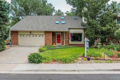 Englewood Single Family Home Active: 10980 East Maplewood Drive