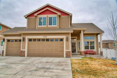 Frederick Single Family Home Under Contract: 5479 Caribou Drive
