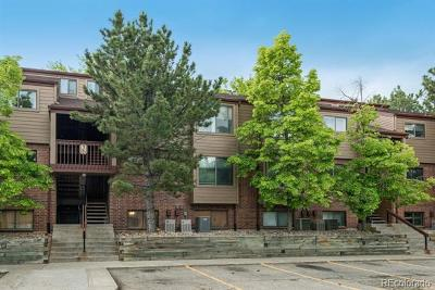 Lakewood Condo/Townhouse Active: 318 Wright Street #104