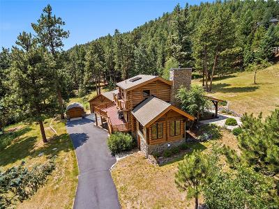 Evergreen Single Family Home Under Contract: 6561 Kilimanjaro Drive
