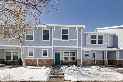 Denver Condo/Townhouse Under Contract: 5785 Biscay Street