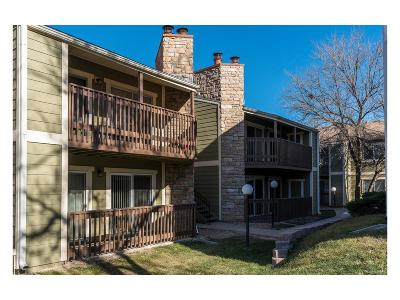 Aurora Condo/Townhouse Active: 3460 South Eagle Street #103