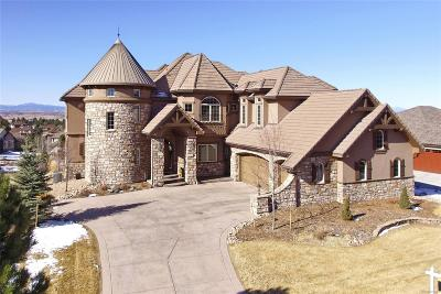 Parker CO Single Family Home Active: $1,299,900
