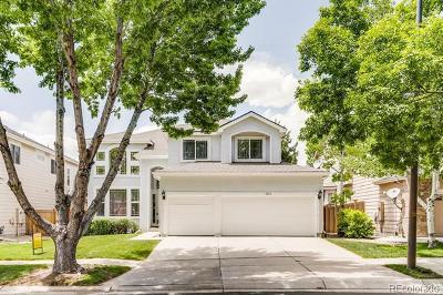 Denver Single Family Home Active: 5535 South Otis Street