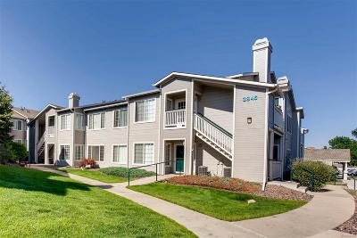 Douglas County Condo/Townhouse Active: 3846 East Canyon Ranch Road #102