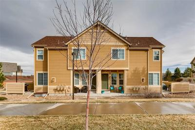Castle Rock Condo/Townhouse Active: 2695 Cutters Circle #106