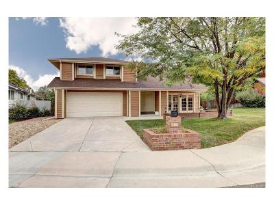 Centennial Single Family Home Under Contract: 17771 East Crestline Place