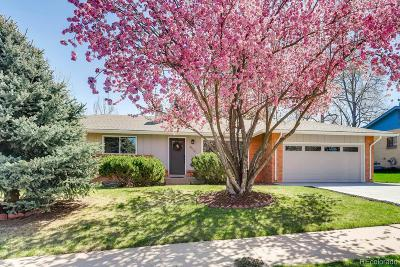 Single Family Home Active: 3516 South Holly Street
