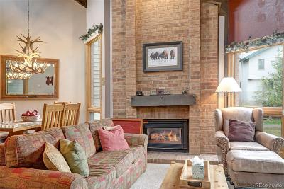 Steamboat Springs CO Condo/Townhouse Under Contract: $415,000