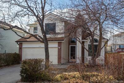 Westminster Single Family Home Under Contract: 11725 Chase Court
