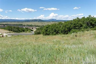 Douglas County Residential Lots & Land Active: 243 Castlemaine Place