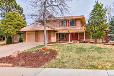 Parker Single Family Home Active: 11482 South Regency Place