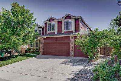 Parker Single Family Home Under Contract: 11604 Pine Grove Lane