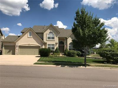Colorado Springs Single Family Home Active: 1123 Middle Creek Parkway