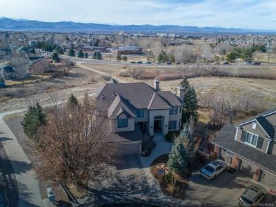 Highlands Ranch Single Family Home Under Contract: 9757 Isabel Court