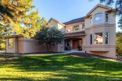 Castle Rock CO Single Family Home Active: $895,000