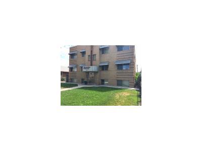 Denver Condo/Townhouse Sold: 4334 Federal Boulevard #304