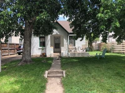 Denver Single Family Home Active: 18 South Madison Street
