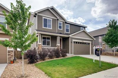 Castle Rock Single Family Home Active: 3058 Rising Moon Way
