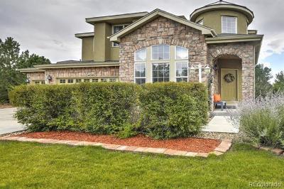 Aurora Single Family Home Active: 1439 South Grand Baker Circle