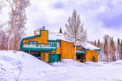 Summit County Single Family Home Active: 2236 Rodeo Drive