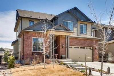 Arapahoe County Single Family Home Active: 7566 South Quantock Court