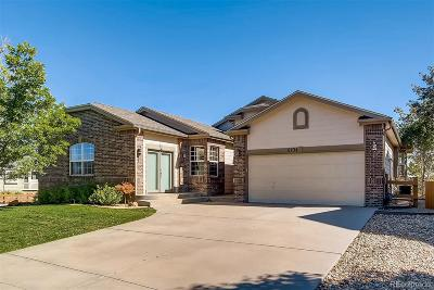 Castle Pines Single Family Home Active: 6734 Solana Drive