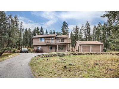 Evergreen Single Family Home Under Contract: 6710 South Columbine Road