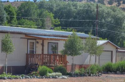 Salida Single Family Home Under Contract: 907 Elm Drive