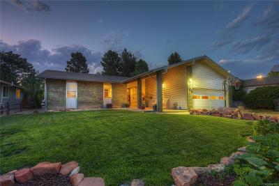 Longmont Single Family Home Active: 120 Baylor Drive