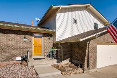Single Family Home Active: 8643 West Warren Drive