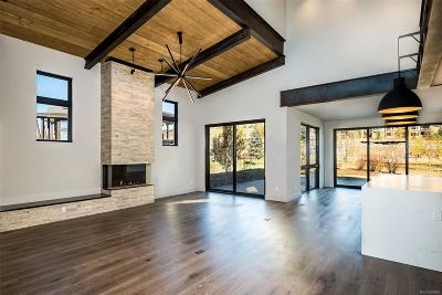 Steamboat Springs Single Family Home Active: 2660 Bronc Buster Loop