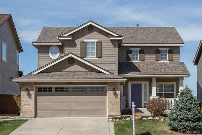 Highlands Ranch Single Family Home Under Contract: 10253 Bentwood Circle