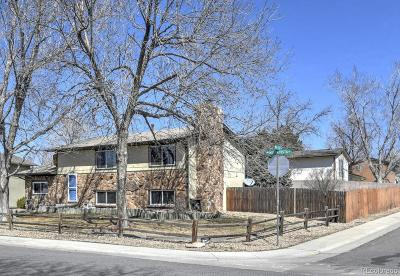 Denver Single Family Home Under Contract: 1745 Nueva Vista Drive