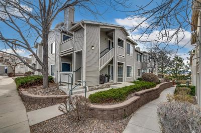 Highlands Ranch Condo/Townhouse Under Contract: 8425 Pebble Creek Way #102