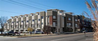 Denver Condo/Townhouse Active: 3360 West 38th Avenue #11
