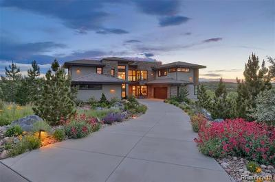 Castle Pines Single Family Home Active: 13043 Whisper Canyon Road