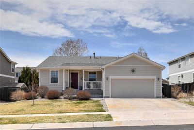 Brighton Single Family Home Under Contract: 507 North 48th Avenue