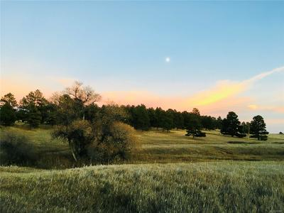 Kiowa Residential Lots & Land Under Contract: County Road 31