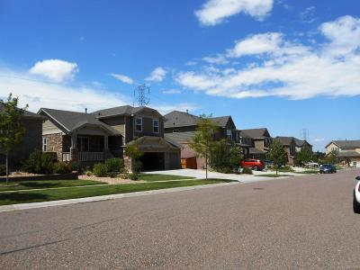 Arapahoe County Single Family Home Active: 5159 South Elk Street
