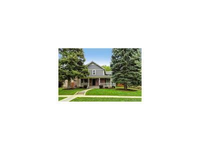 Denver Single Family Home Sold: 2370 South Adams Street