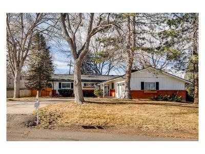 Lakewood Single Family Home Under Contract: 2545 Routt Street