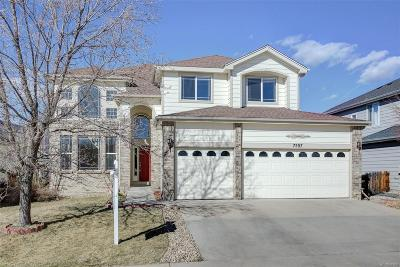 Littleton Single Family Home Active: 7597 Bison Court