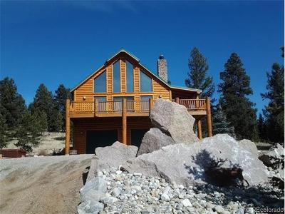 Bailey Single Family Home Sold: 2718 Park County Road 43