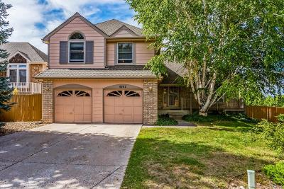 Centennial Single Family Home Under Contract: 5257 South Olathe Circle